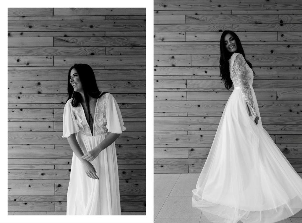 Zadovoljna.hr: Pet divnih vjenčanica za mladenke koje traže udobnu haljinu 3